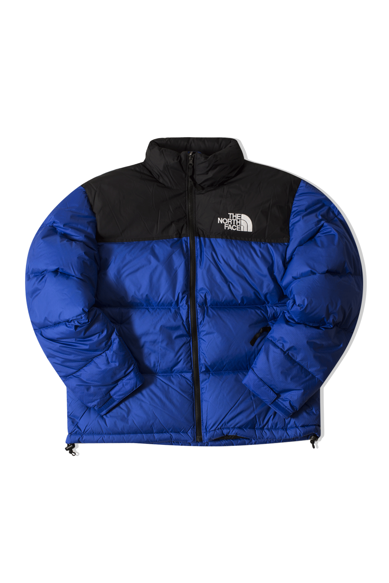 M 1996 Retro Nuptse Jacket Blue