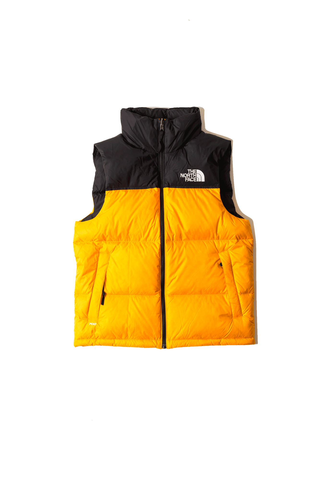 The North Face Coats & Jackets 1996 Retro Nuptse Vest Yellow T93JQQH6G#000#YELLOW#XS - One Block Down