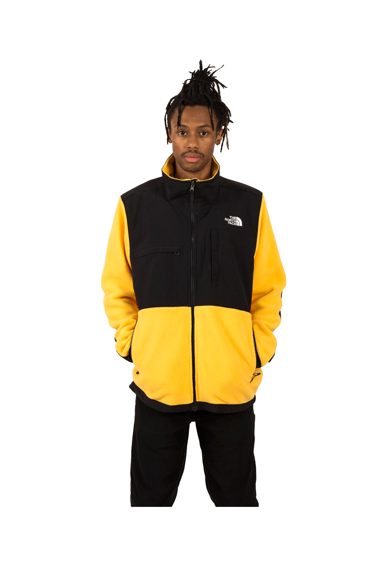 Denali Jacket 2 Yellow
