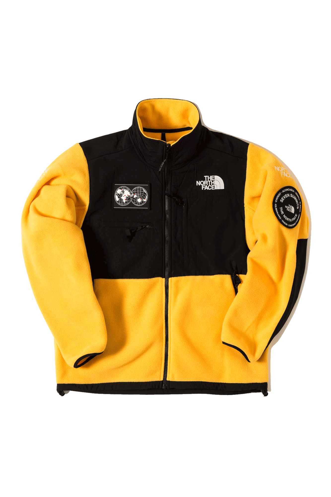 7SE 95 Retro Denali Jacket Yellow