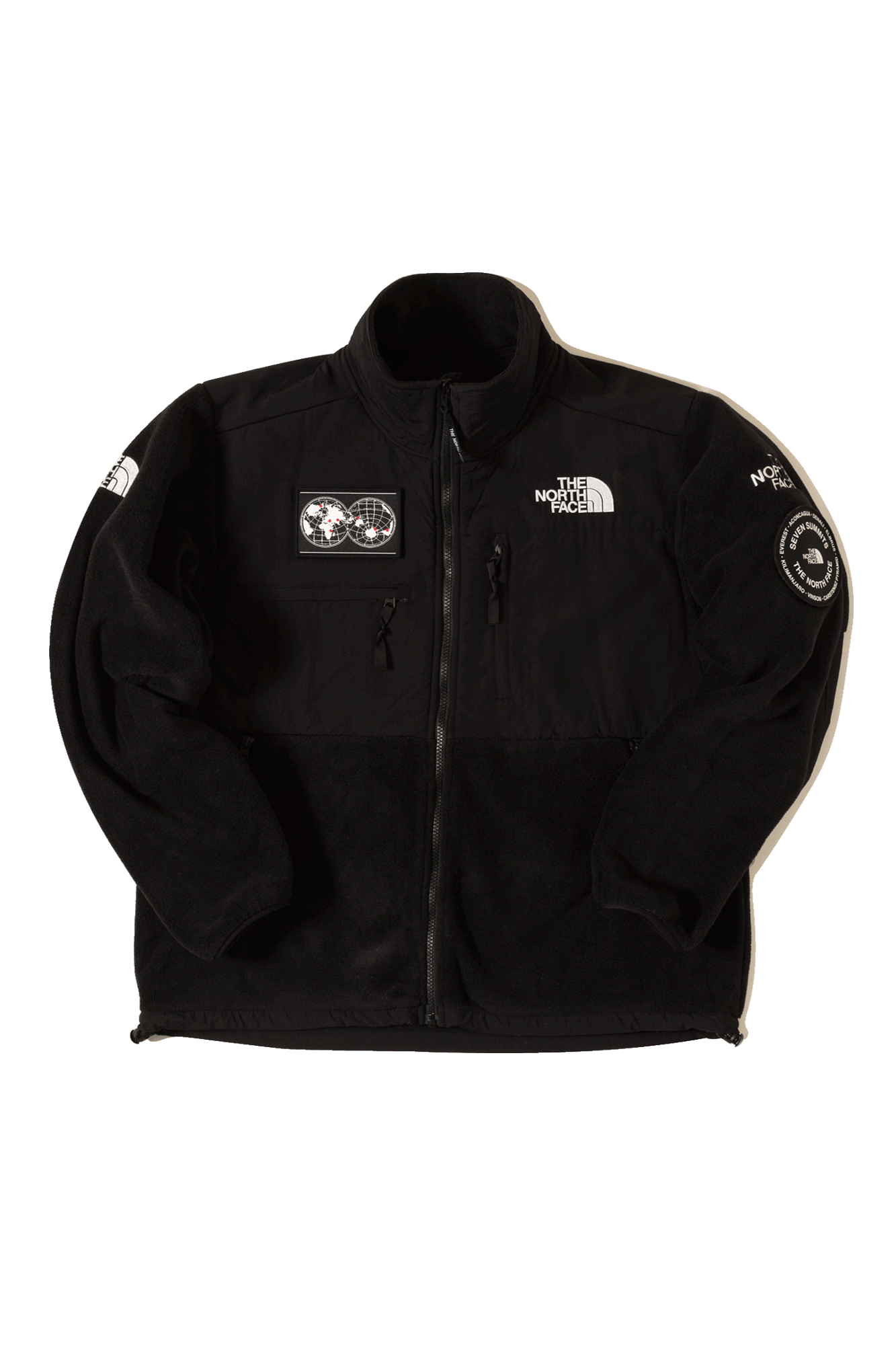 7SE 95 Retro Denali Jacket Black