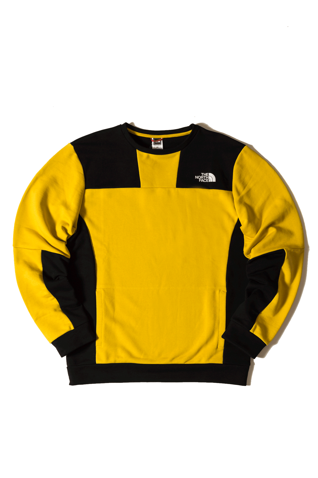 U RAGE GRAPHIC CW Yellow