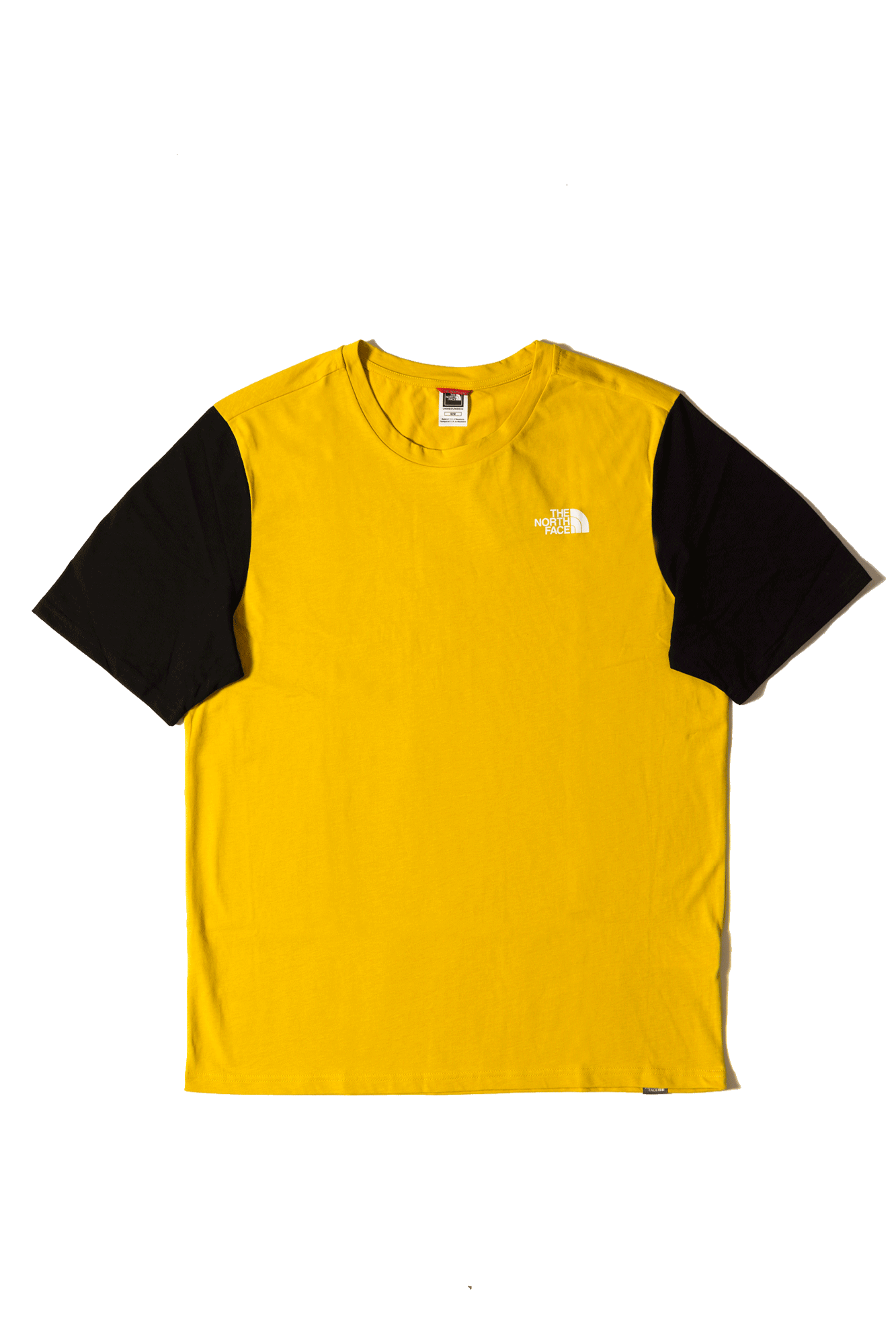 U RAGE S/S GRAPHIC T Yellow