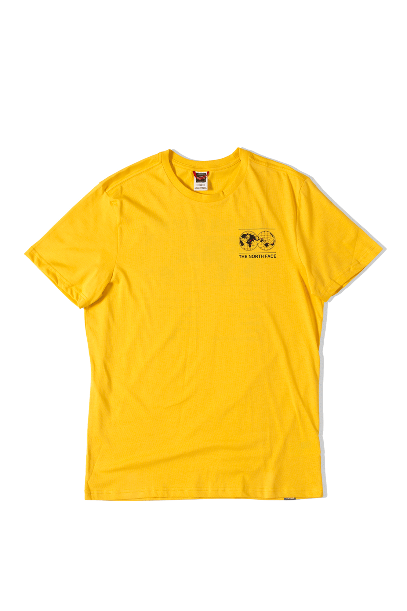 7SE S/S Graphic Tee Yellow