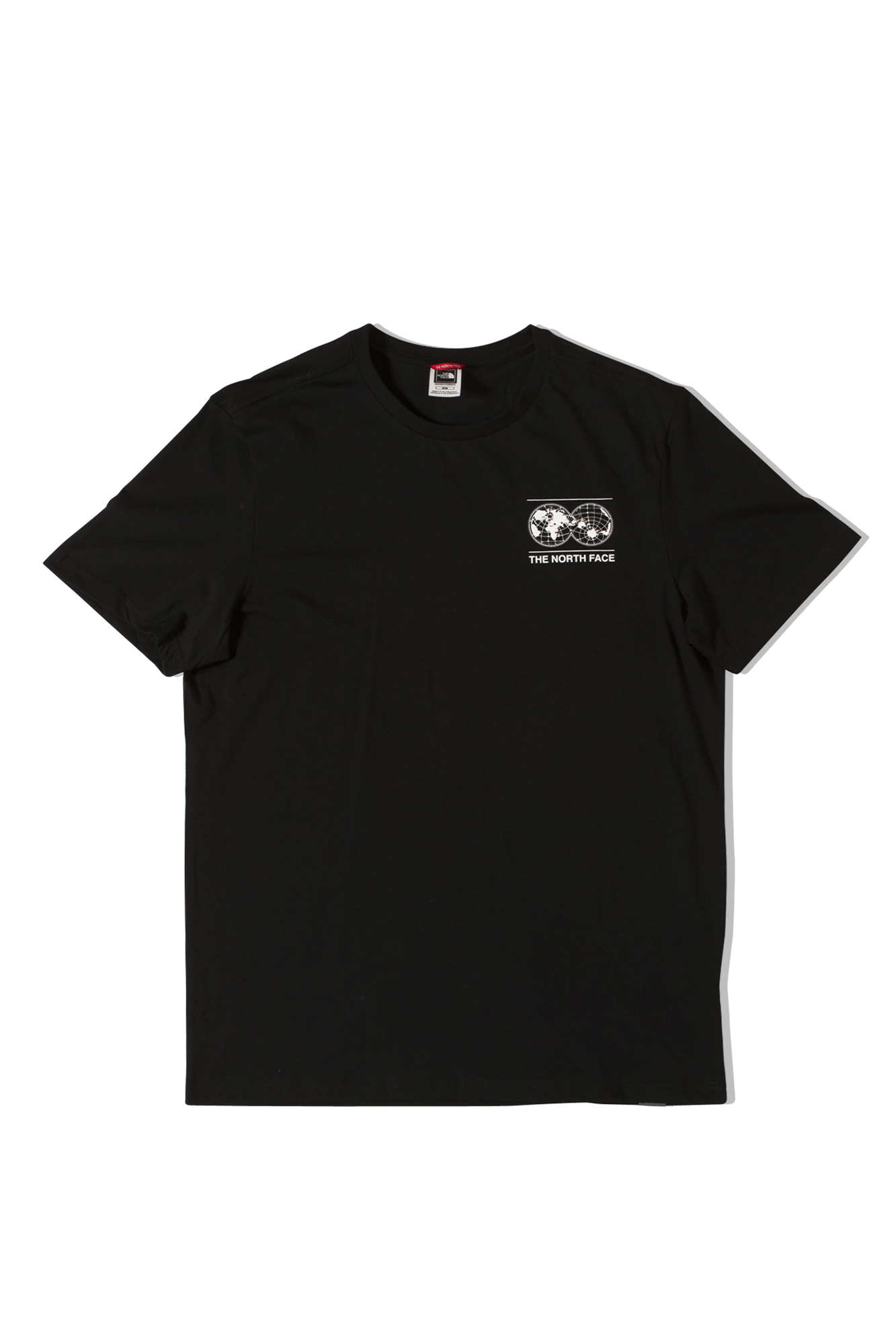 7SE S/S Graphic Tee Black
