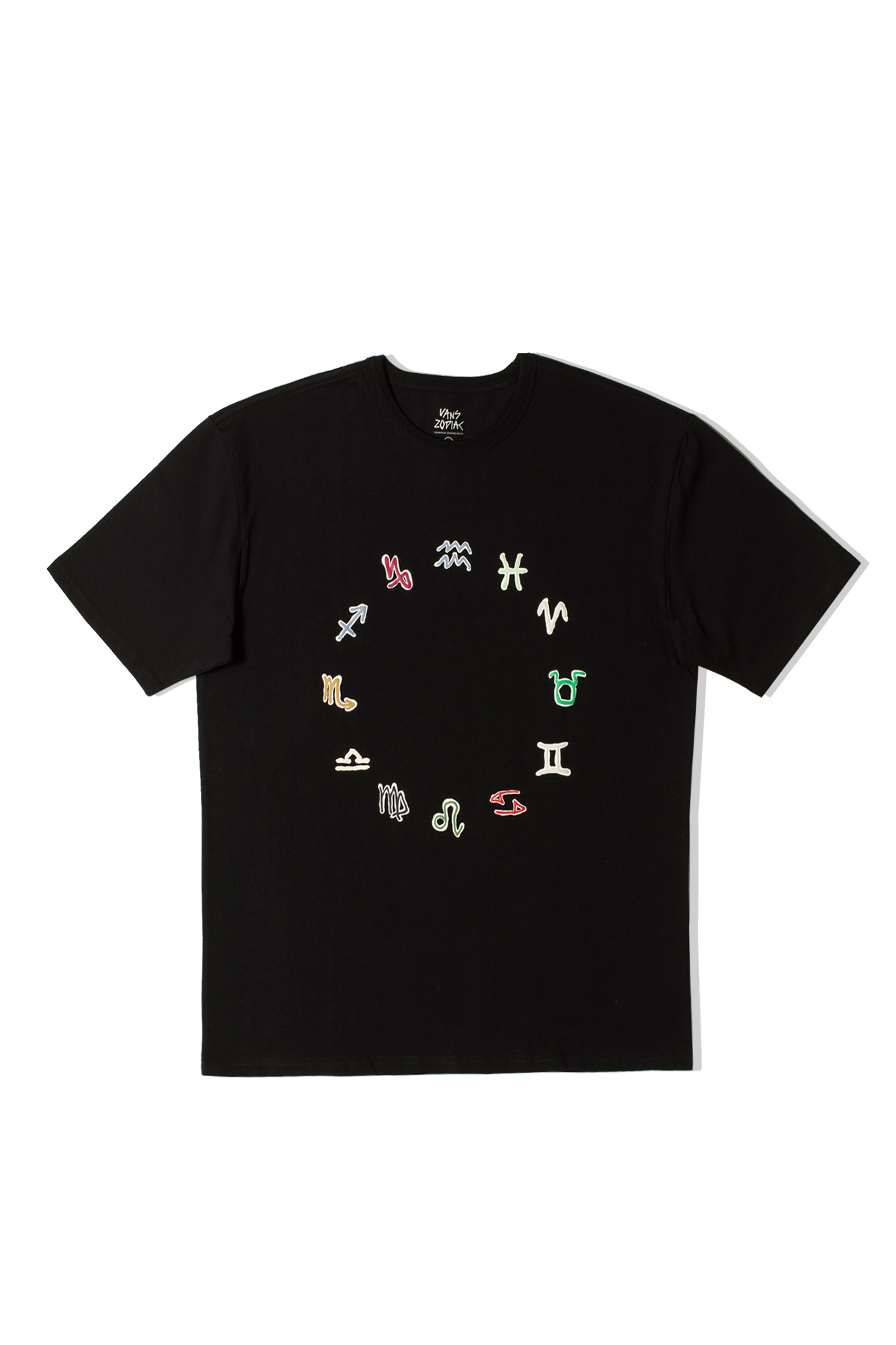OG Zodiac ShortSleeve T-Shirt Black