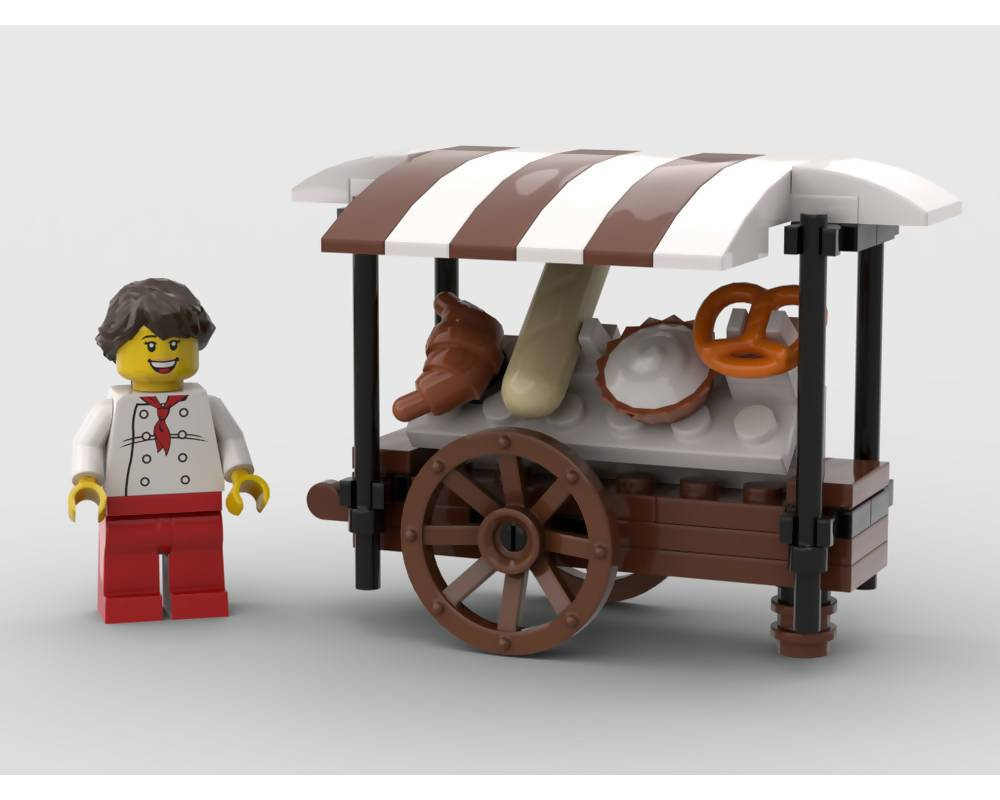Bread Cart - BuildAMOC