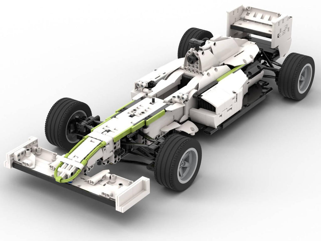 Brawn GP F1 BGP001 1:8 Scale