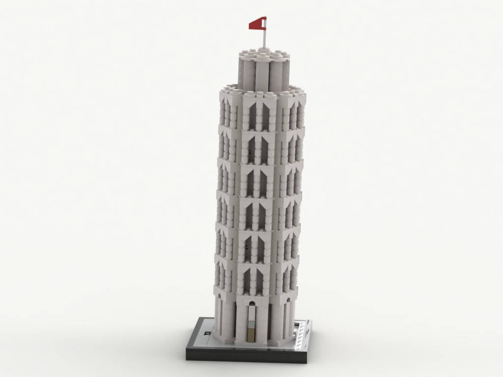 Tower of Pisa XXl