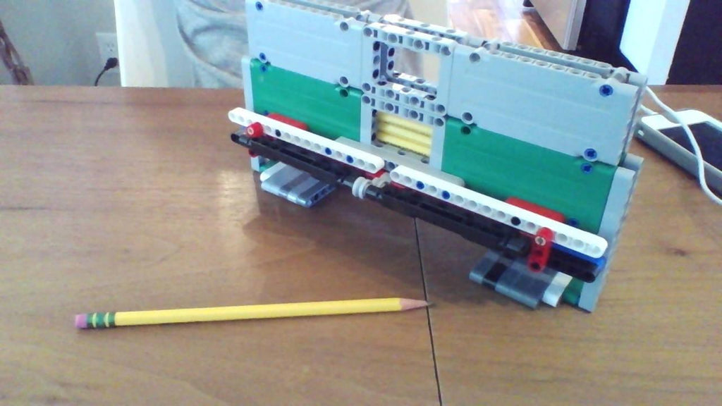 LEGO Technic Pencil Dispenser