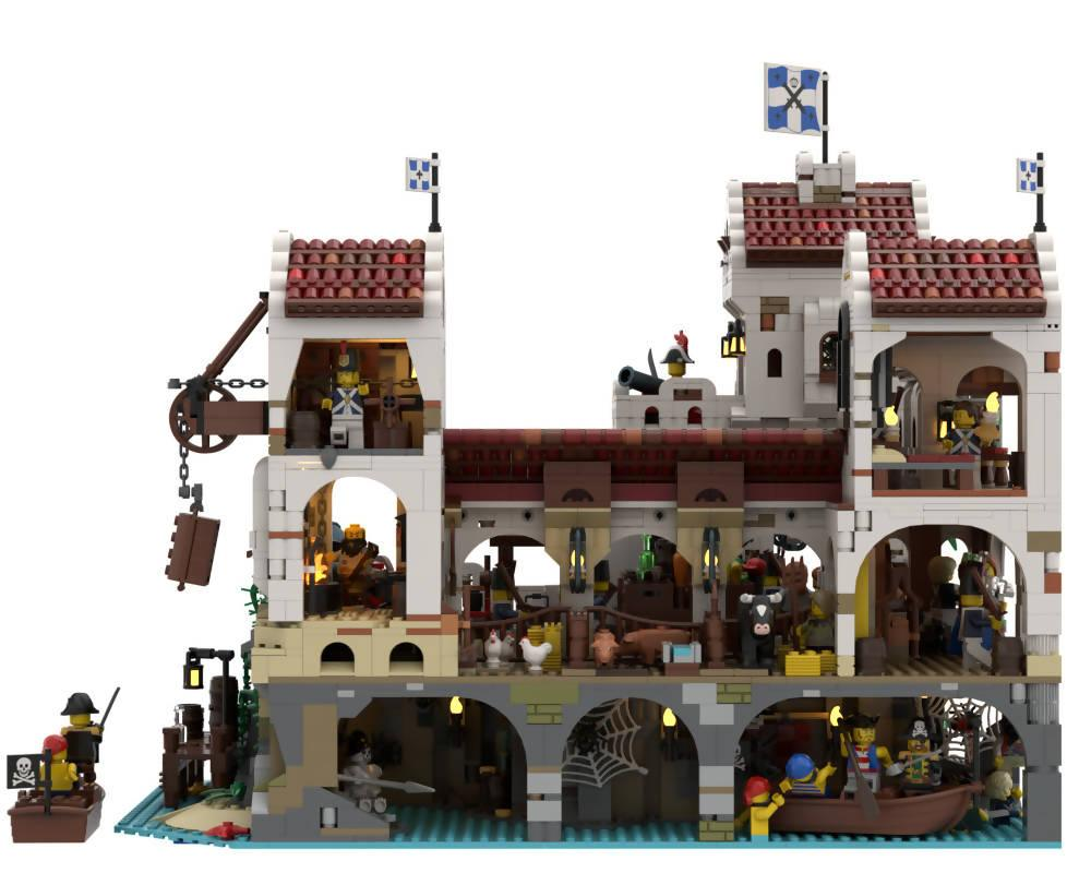 Eldorado Fortress - Pirates of Barracuda Bay