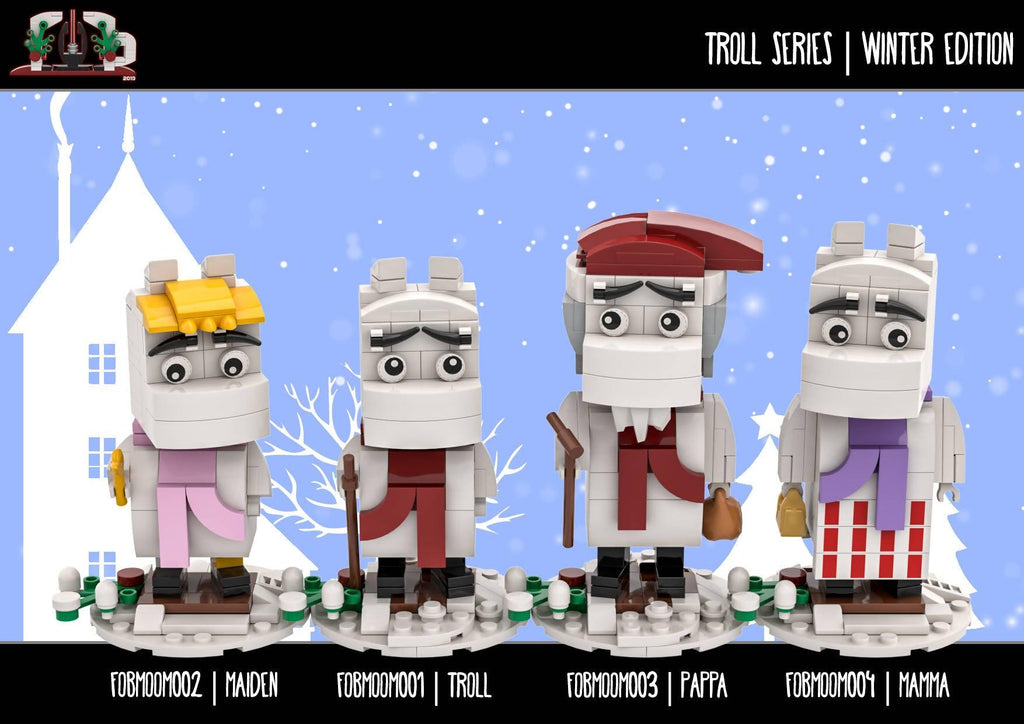 Troll (fobmoom001) Winter Edition