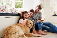 Benefits of Reading to Your Furbaby