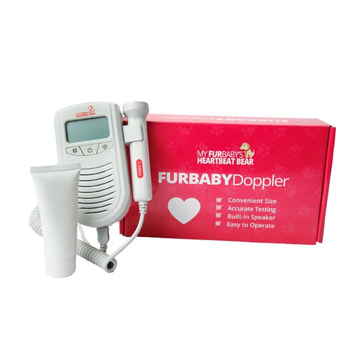 FREE 30 Day Furbaby Doppler Rental