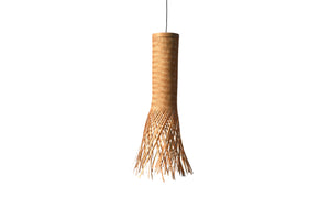 Broom Bamboo Lamp