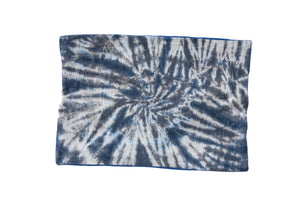 Indigo Rush Rectangle Cushion Cover