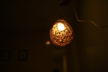 Load image into Gallery viewer, Banana Fiber Bird's Nest Lamp Shade