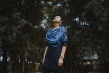 Load image into Gallery viewer, Indigo Midnight Scarf