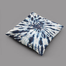 Load image into Gallery viewer, Indigo Rush Cushion Cover