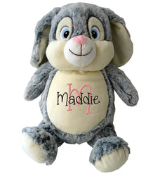 Bunny with Name & Initial - Personalized Babies