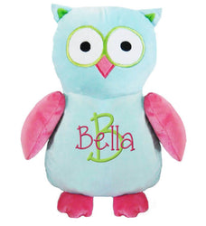 Owl with Name & Initial - Personalized Babies