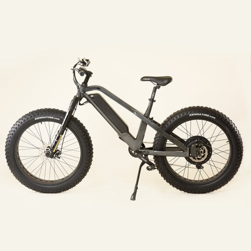 Fat Cross Country Ebike 1000Watt