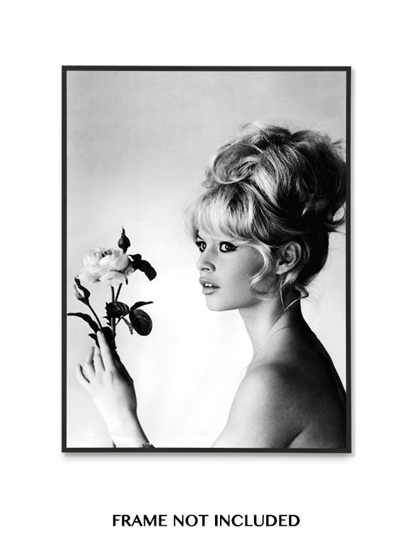 BRIDGETTE BARDOT ROSE