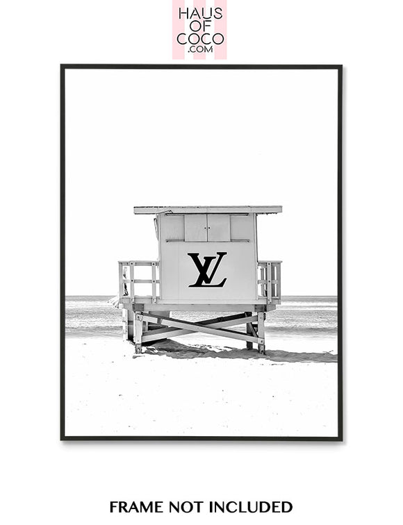 LV BEACH HUT