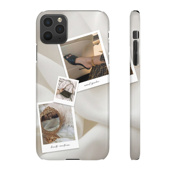 HAUTE COUTURE -  SLIM PHONE CASE