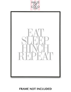 HINCH REPEAT - GREY