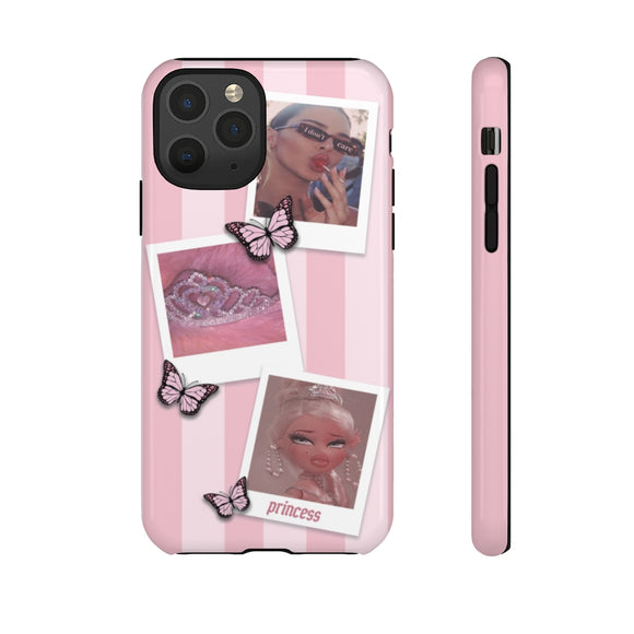 PRINCESS - PINK AESTHETIC  PHONE CASE
