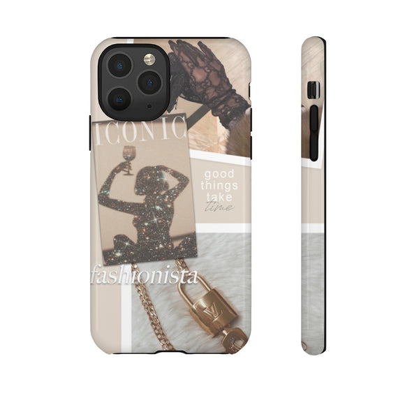 FASHIONISTA - GLAM AESTHETIC  PHONE CASE