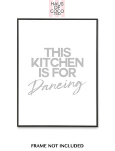 THIS KITCHEN... - GREY