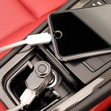 Car Charger-Bluetooth Headset Headphones