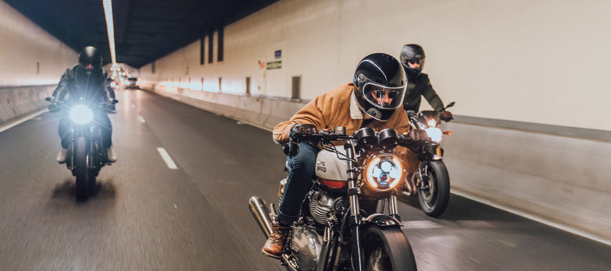 Blackbird Motorcycle Wear - Cafe Racer Club