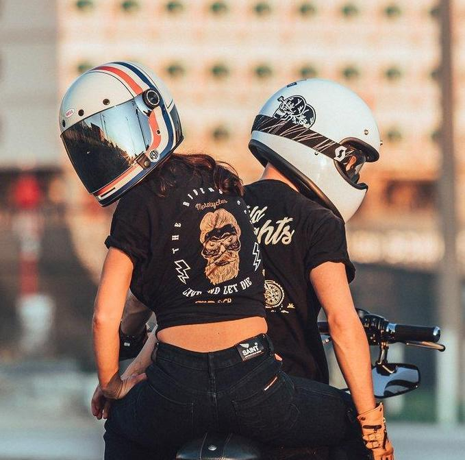 Tees - Cafe Racer Club