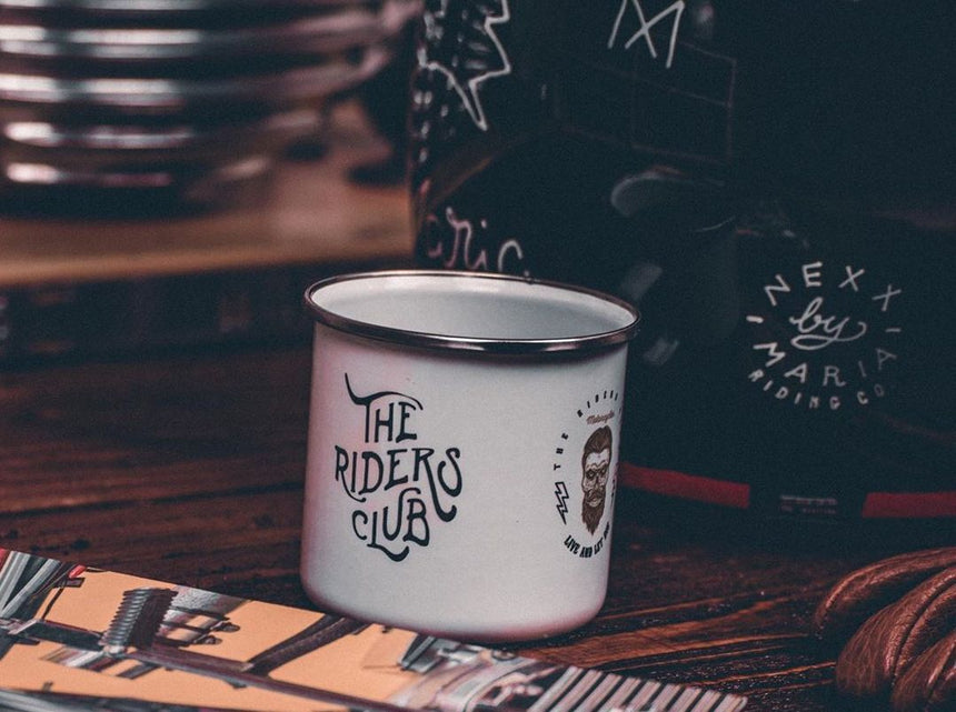 Cups // Mugs // Thermos - Cafe Racer Club