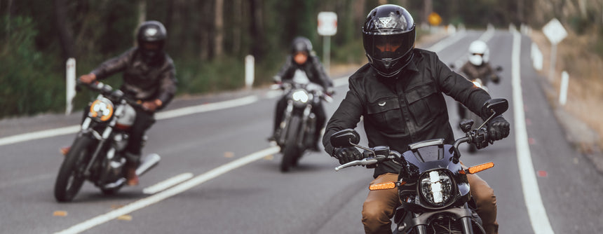 Australian Brands - Cafe Racer Club