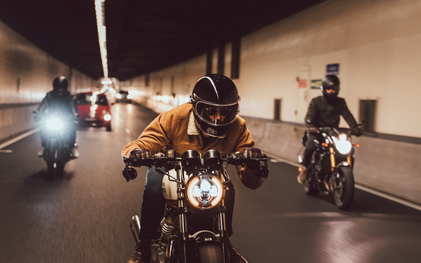 Helmets - Cafe Racer Club