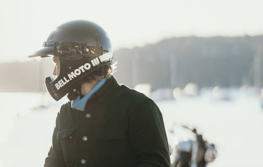 Bell Helmets - Cafe Racer Club