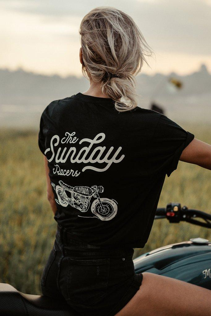 Sunday Racers Tee - Floyd & Co - Cafe Racer Club