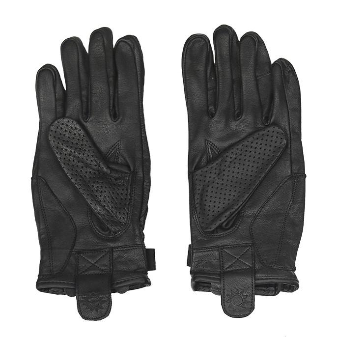 SOL Armoured Gloves // Black