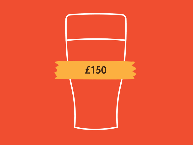 £150 Beer Me Now Gift Voucher