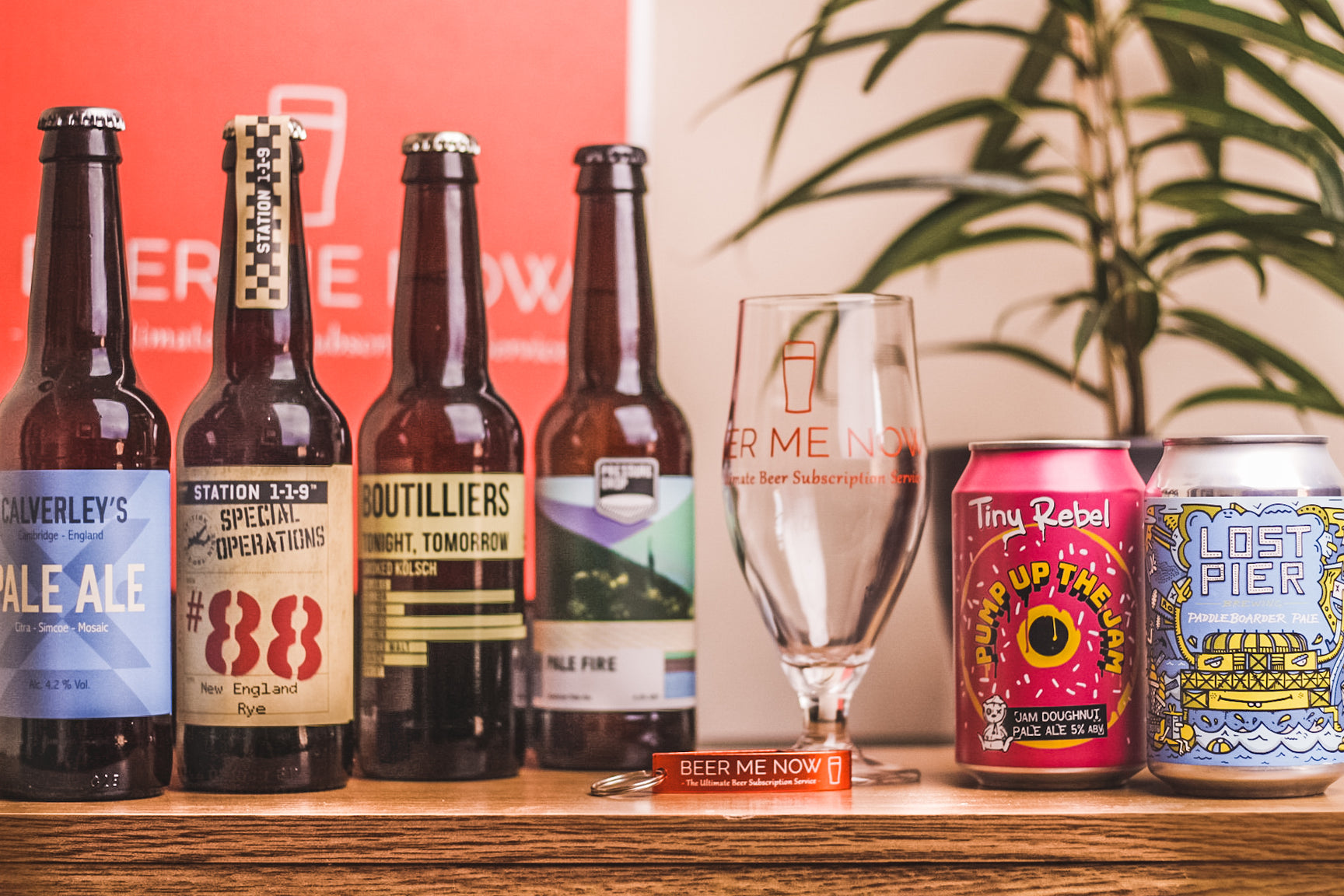 The Craft Beer Hamper