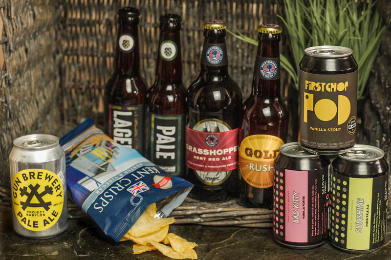One Off Gluten Free Craft Beer Box