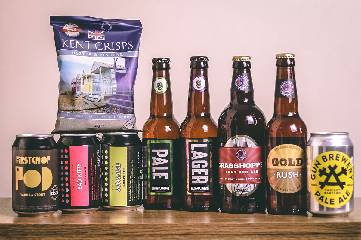 Gluten Free Craft Beer Box