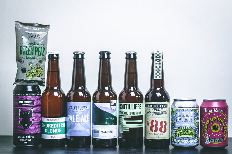 Beer Me Now 8 Beer Subscription (Annual subscription 'One Month Free')