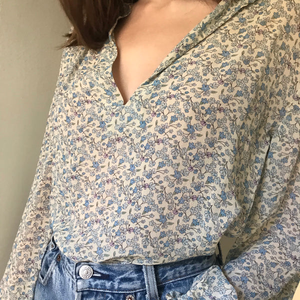 Poppy blouse
