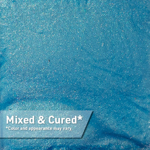 "WiseColor ""Glistening Waters"" Epoxy Colorant Powder / 5g, 15g, 50g"