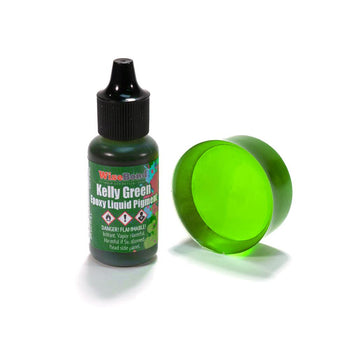 Kelly Green - WiseInk™ Epoxy Liquid Pigment